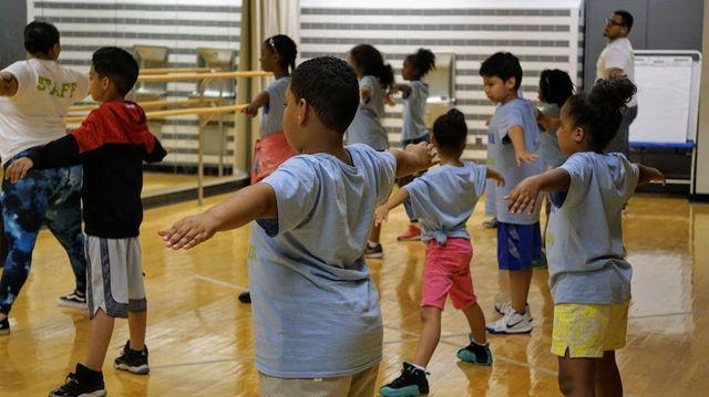 Casita Maria Children Exercise
