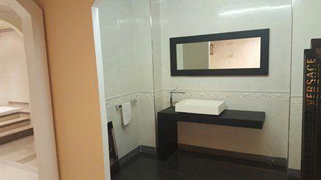 Badezimmerausstellung