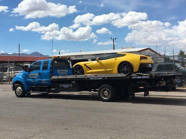 Tow Truck El Paso Tx >> Home Dependable Towing El Paso Texas