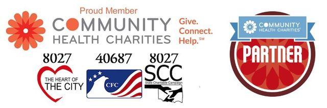 Proud Member of Community Health Charities
