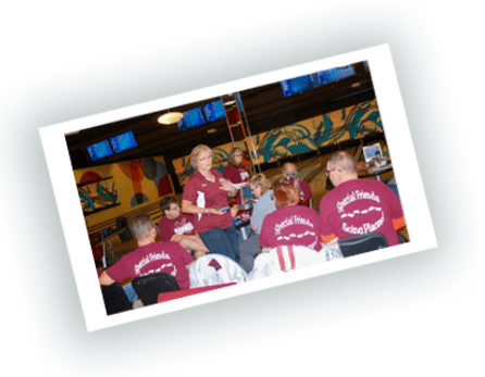 Special Friends Bowling League