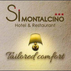 Si Montalcino Hotel & Restaurant logo