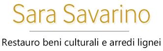 SARA SAVARINO RESTAURI-logo