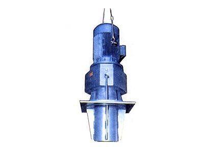 coaxial gearmotor