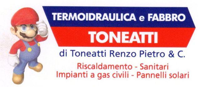 Termoidraulica e fabbro TONEATTI_logo
