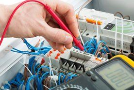 comprehensive electrical services