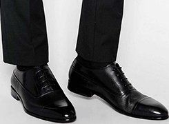 Borsoni e scarpe uomo