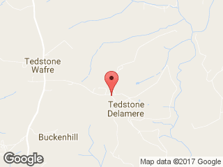 Tree surgery - Hereford, Herefordshire - TRW Professional Tree Surgery - Map