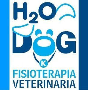 H2O DOG FISIOTERAPIA VETERINARIA - LOGO