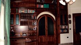 soluzioni d'arredo in legno