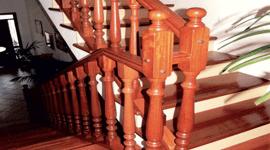 infissi in legno realizzati su misura