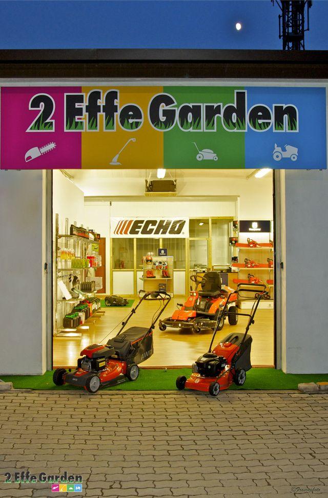 esterno del negozio 2 effe garden