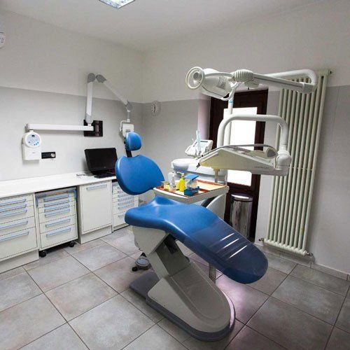 lettino da dentista