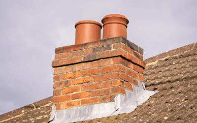 chimneys after repair