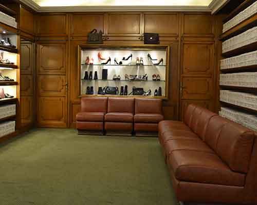 negozio di calzature