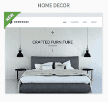 Home Decor Websites Themes