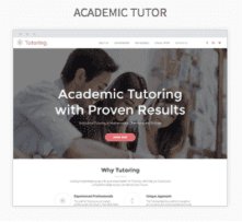 Academic Tutoring Websites