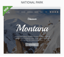 National Park Themes