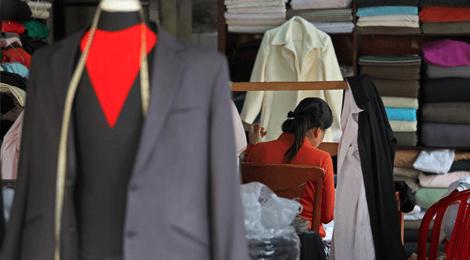dress altering