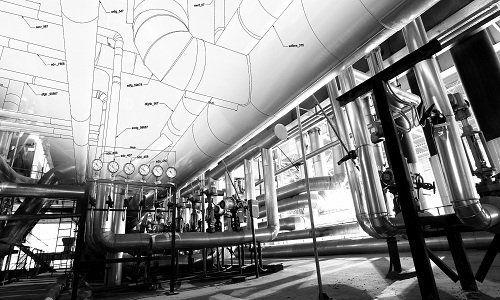 Progetto di impianti chimici industriali