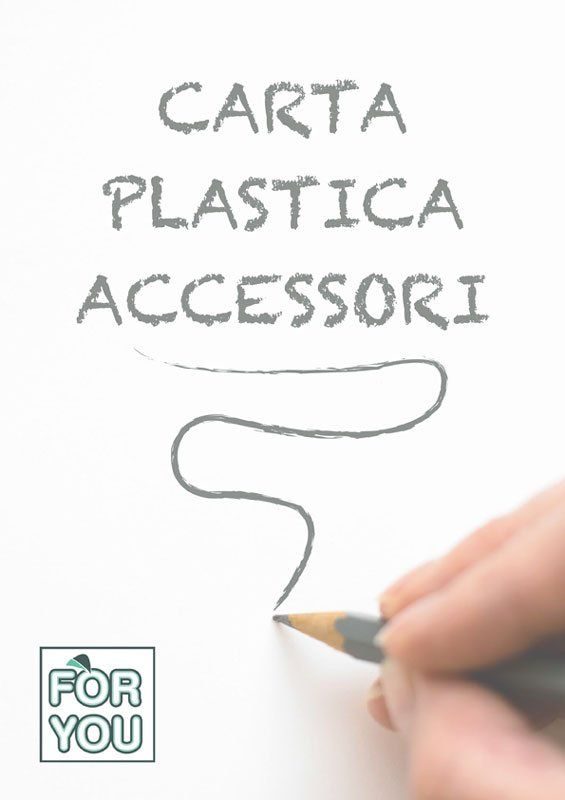 catalogo carta e accessori