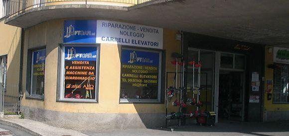 carrelli elevatori provincia Lecco