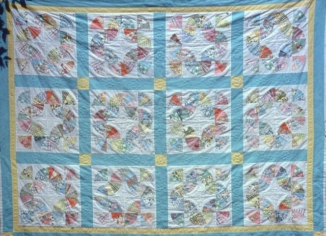April Virus Quilt by Suzanne Marshall, a Quilt Maker