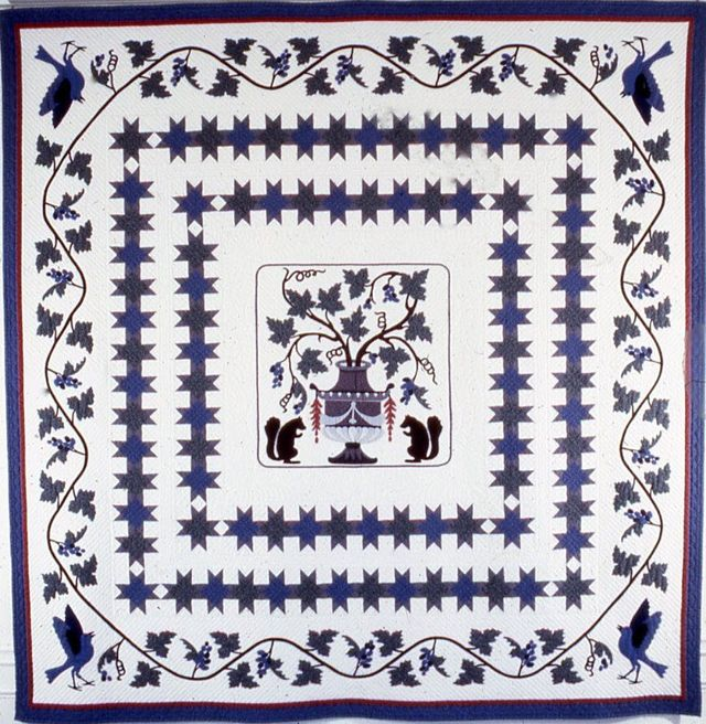 Cass Gilbert Remembered by Suzanne Marshall, a Quilt Maker