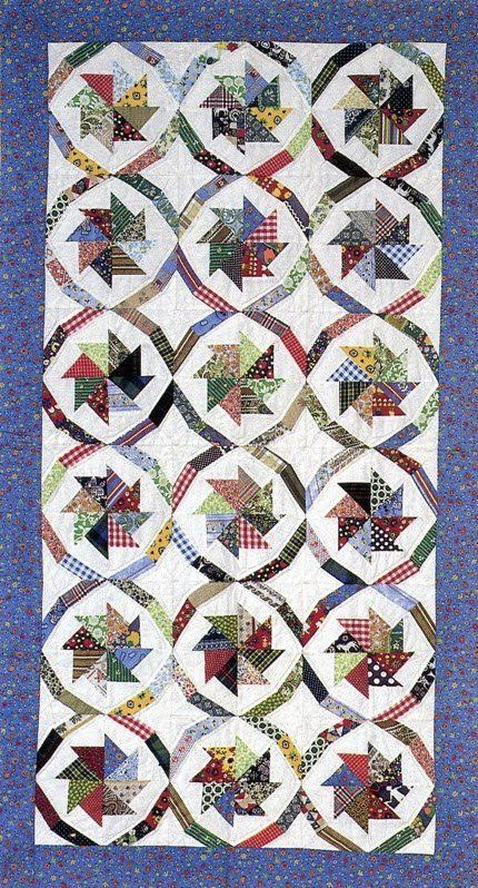 First Quilt by Suzanne Marshall