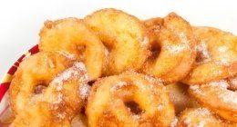 dolci della casa, carrello dolci, dolci fritti