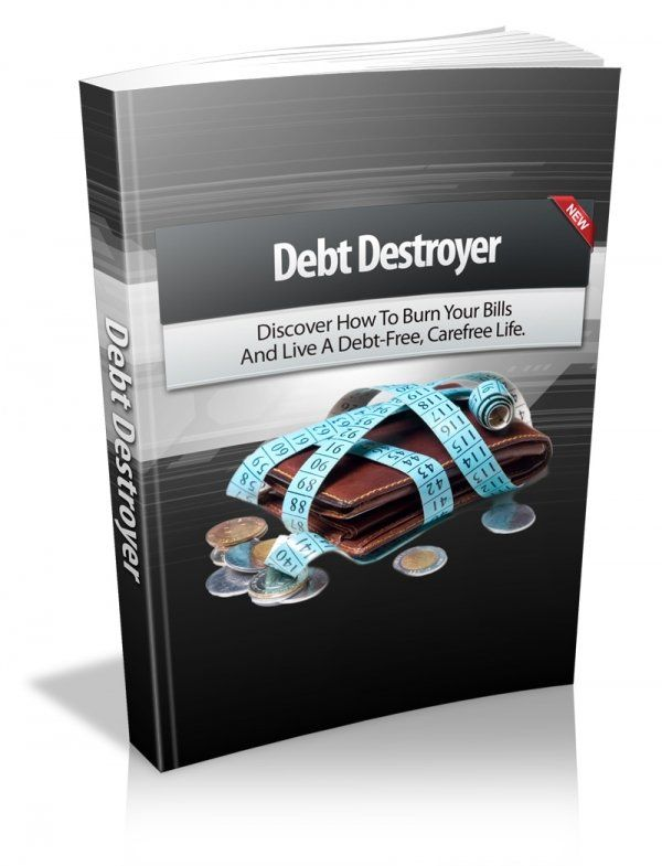 Debt Destroyer Free Download