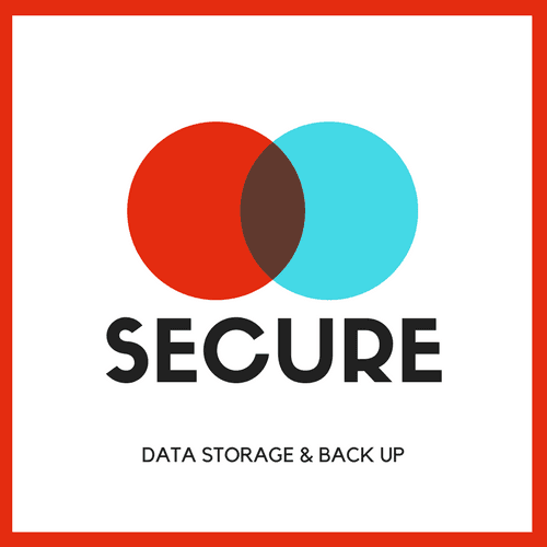 Secure Back Up and Online Data Storage
