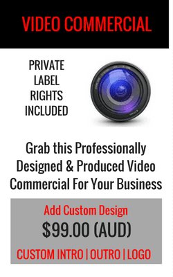 Buy Video Commercial