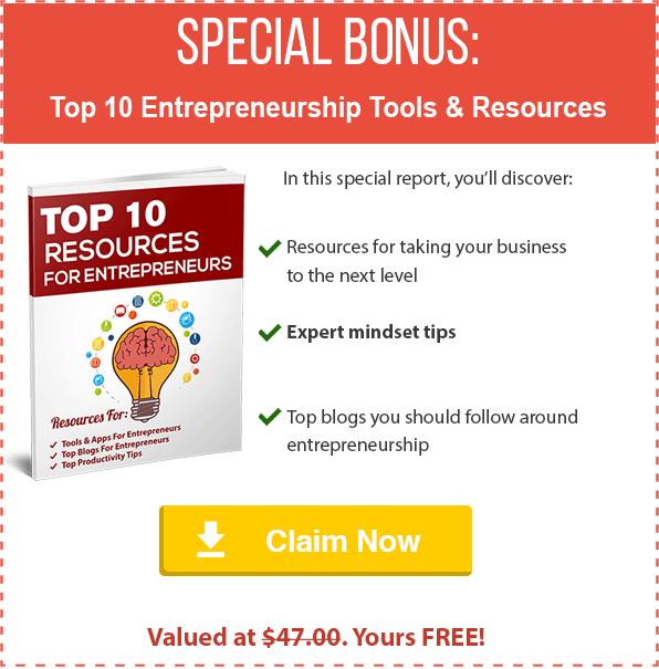 Free Entrepreneurial Tools
