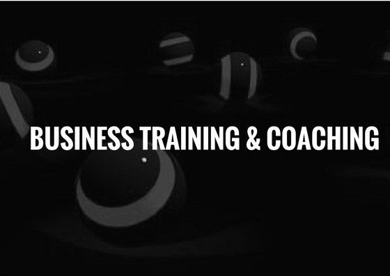 Small Business Training & Entrepreneur Coaching