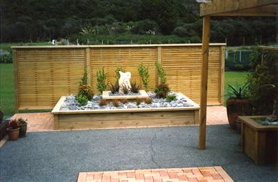 residential landscaping in the Greater Wellington region