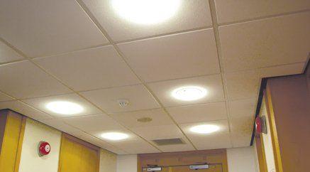 Suspended ceiling designs