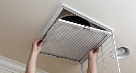 air condition vent installation