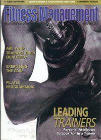 fitness management magazine