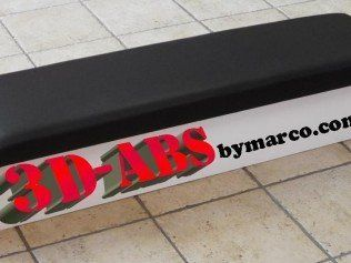 3D ABS Bench
