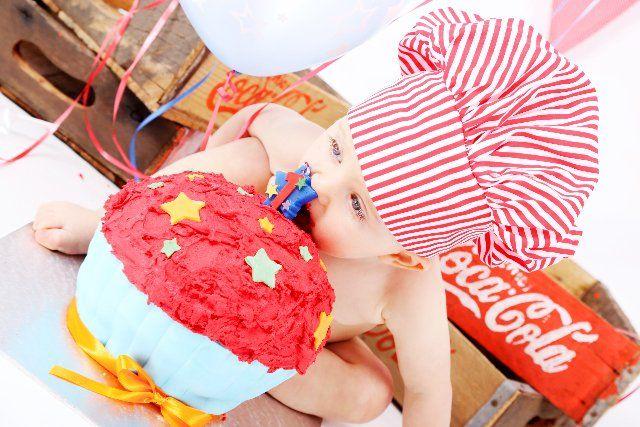 Cake Smash Photography 5