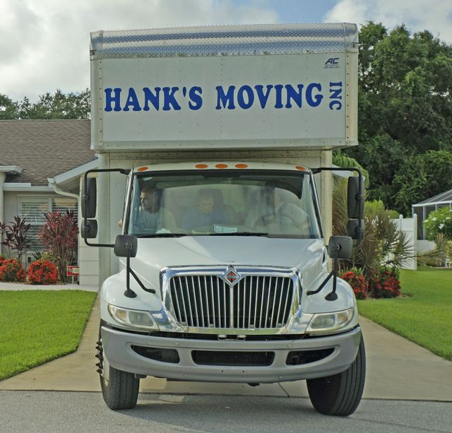 Hank's Movers - Florida Moving Company