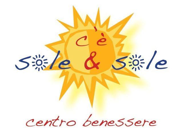 centro benessere ce sole e sole logo