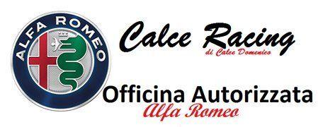 Calce Racing Officina Autorizzata Alfa Romeo - Logo