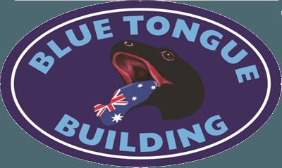 blue tongue building