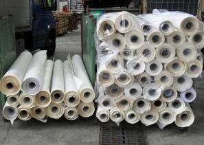 Ritiro e recupero carta da macero materie plastiche e legno