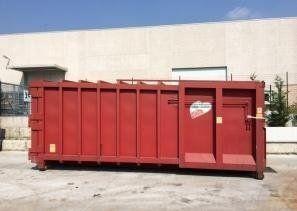 Servizio noleggio containers e press