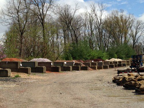 Landscaping material supplies in Burlington, KY