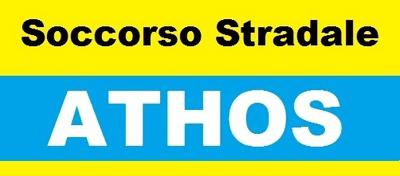 SOCCORSO STRADALE ATHOS - LOGO