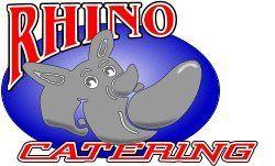 RHINO CATERING logo
